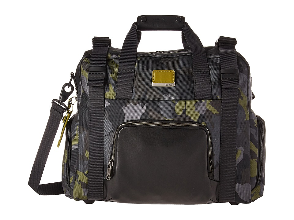 Tumi - Alpha Bravo Buckley Duffel (Green Camo) Duffel Bags