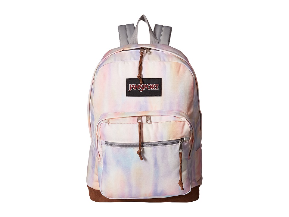 JanSport - Right Pack Expressions (Sunkissed Pastel Poly Canvas) Backpack Bags