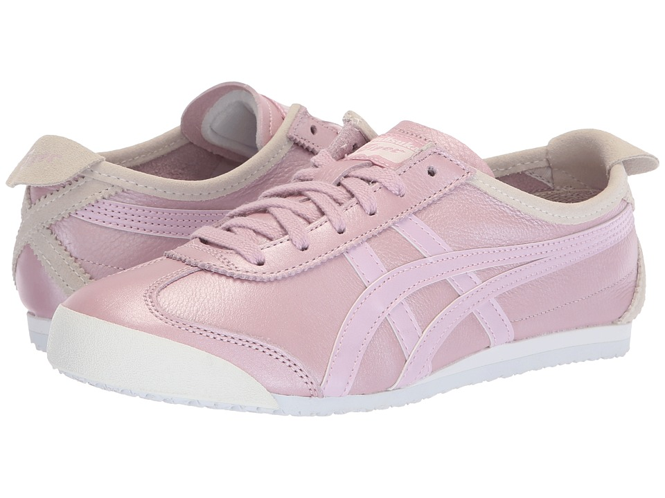 Onitsuka Tiger by Asics Mexico 66 (Rose Gold/Rose Gold) Women's Classic Shoes