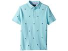 Polo Ralph Lauren Kids Knit Cotton Oxford Shirt (Big Kids)