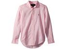 Polo Ralph Lauren Kids Linen-Cotton Shirt (Big Kids)