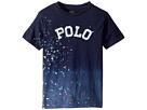 Polo Ralph Lauren Kids Paint-Splatter Cotton T-Shirt (Little Kids/Big Kids)