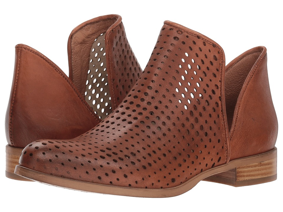 Cordani Bolan (Brown Deer Leather) Women's Pull-on Boots