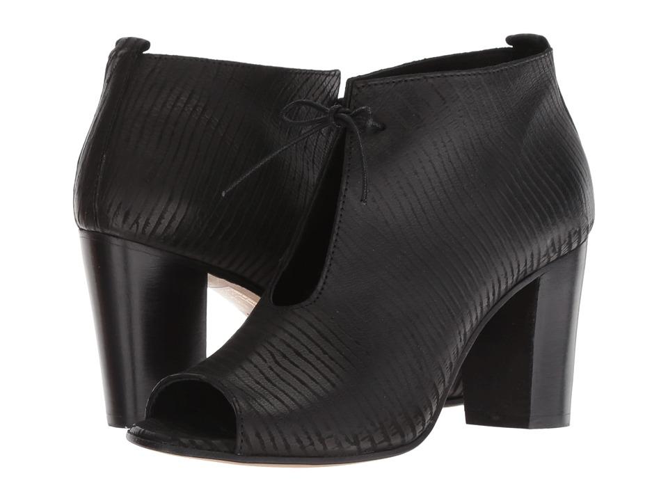 Cordani Borini (Black Texture Leather) High Heels