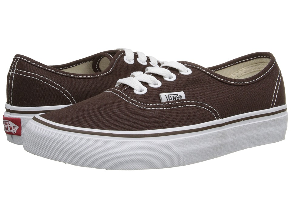 Vans Authentic Core Classics (Espresso) Skate Shoes