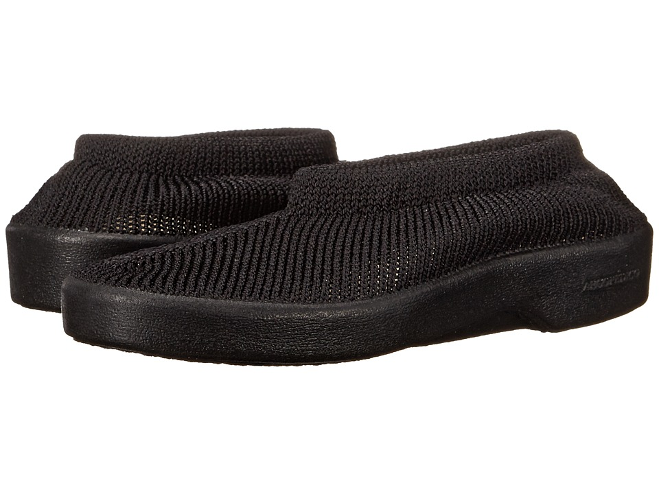 Arcopedico New Sec (Black) Slip-On Shoes