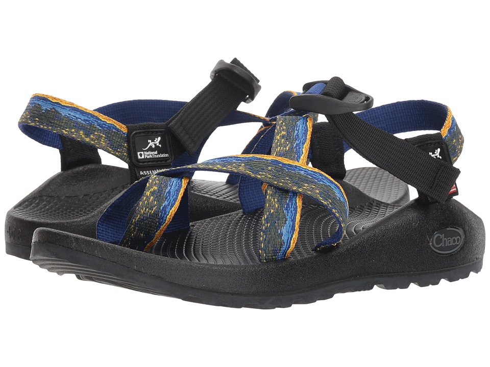 Chaco Z/2 Smoky Mountains (Smoky Sunrise) Women's Shoes