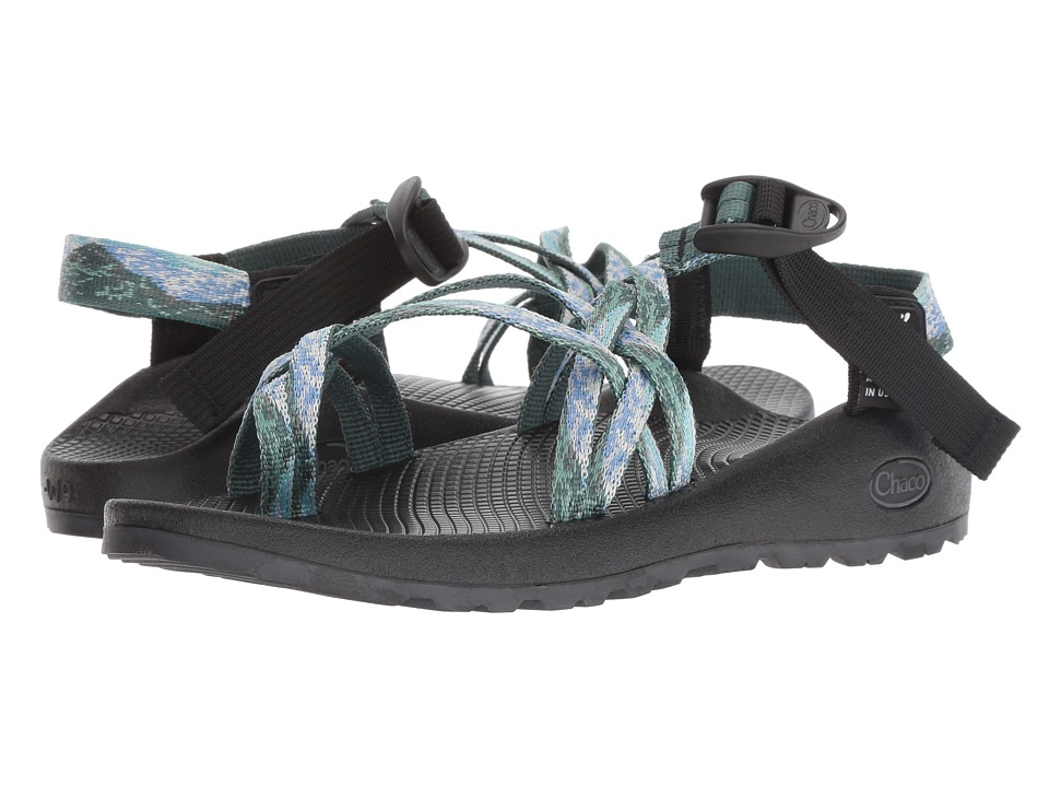 Chaco ZX/2 Rocky Mountain (Rocky Green) Women's Shoes