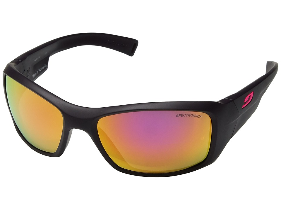 Julbo Eyewear - Rookie (8-12 Years Old) (Plum 1) Athletic Performance Sport Sunglasses
