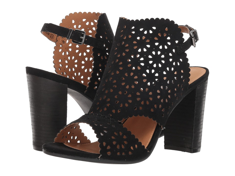 Not Rated Anisha (Black) Women's Shoes