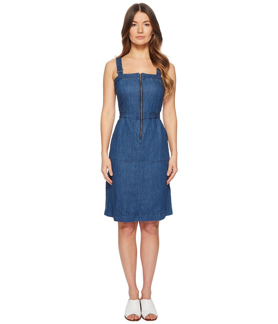 Levis(r) Premium - Premium Max Apron Dress (Medium Authentic) Womens Dress