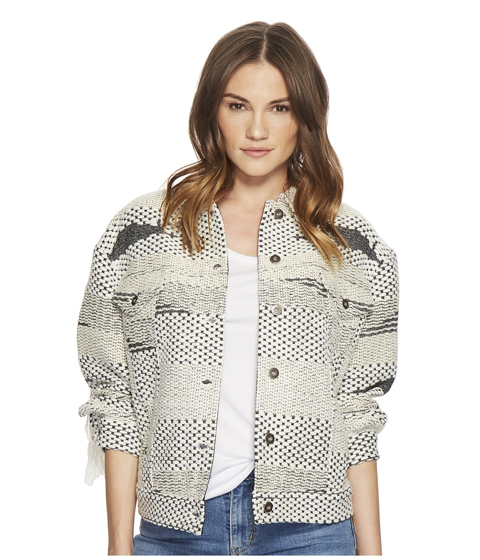 Levis(r) Premium - Made Crafted Tribal Trucker (Pristine) Womens Coat