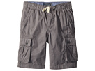 Lucky Brand Kids Pull-On Cargo Woven Shorts (Big Kids)