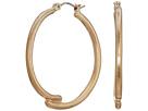 The Sak Large Overlap Hoop Earrings
