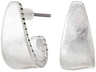 The Sak Small Post Hoop Earrings