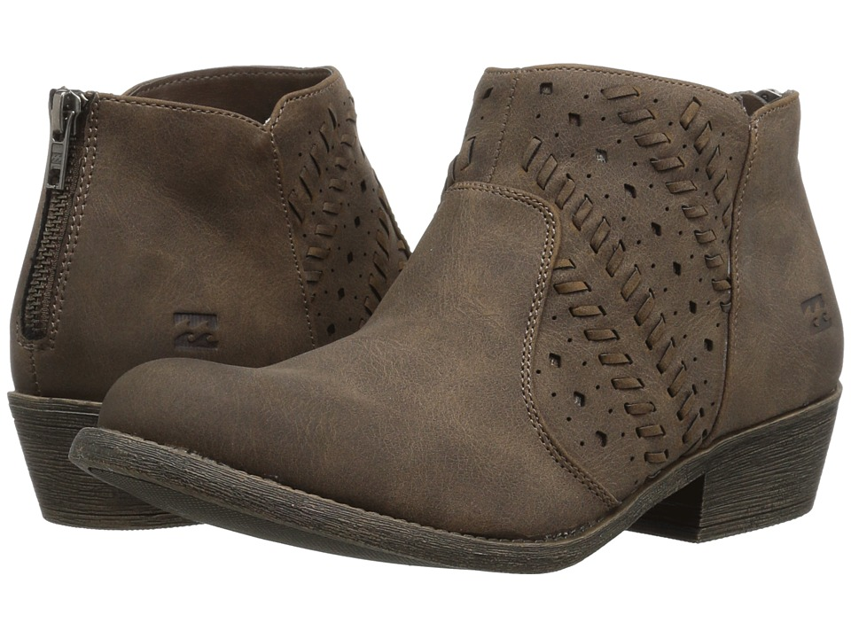 Billabong Over Under (Java) Women's Pull-on Boots