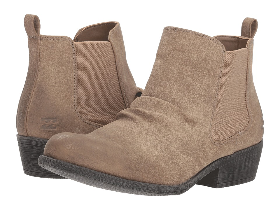 Billabong Sweet Surrender (Dune) Women's Pull-on Boots