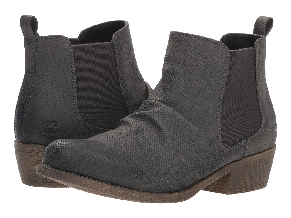 Billabong Sweet Surrender (Granite) Women's Pull-on Boots