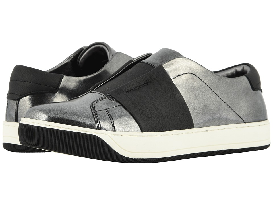 Johnston & Murphy Eden (Graphite Italian Mirror Nappa) Women's Shoes