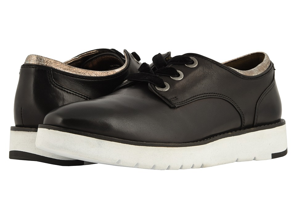 Johnston & Murphy Payson (Black Glove Leather) Women's Shoes