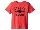 Life is Good Kids Life is Good Kids LIG Shark Crusher T-Shirt (Little Kids/Big Kids)