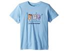 Life is Good Kids Life is Good Kids Stick Together PB J Crusher T-Shirt (Little Kids/Big Kids)
