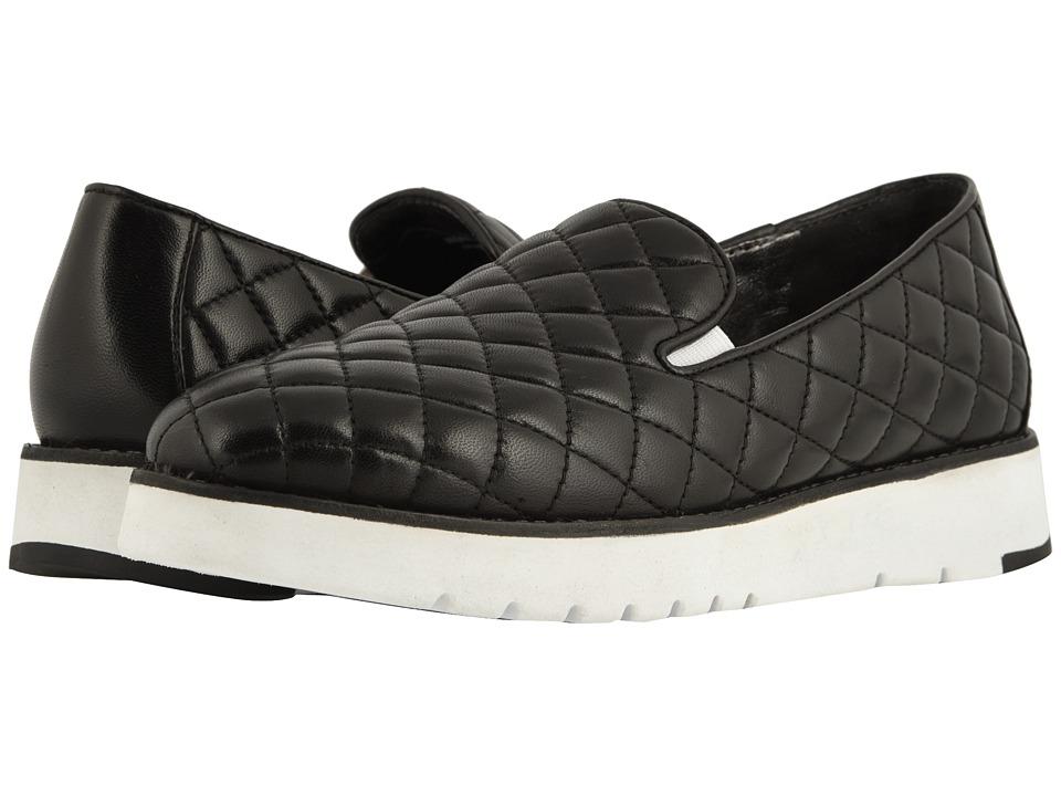 Johnston & Murphy Portia (Black Glove Leather) Slip-On Shoes