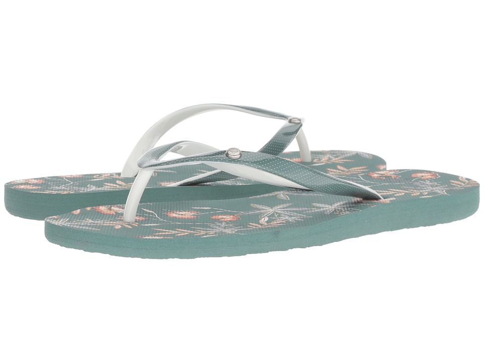 Roxy Portofino II (Greener Pastures) Sandals