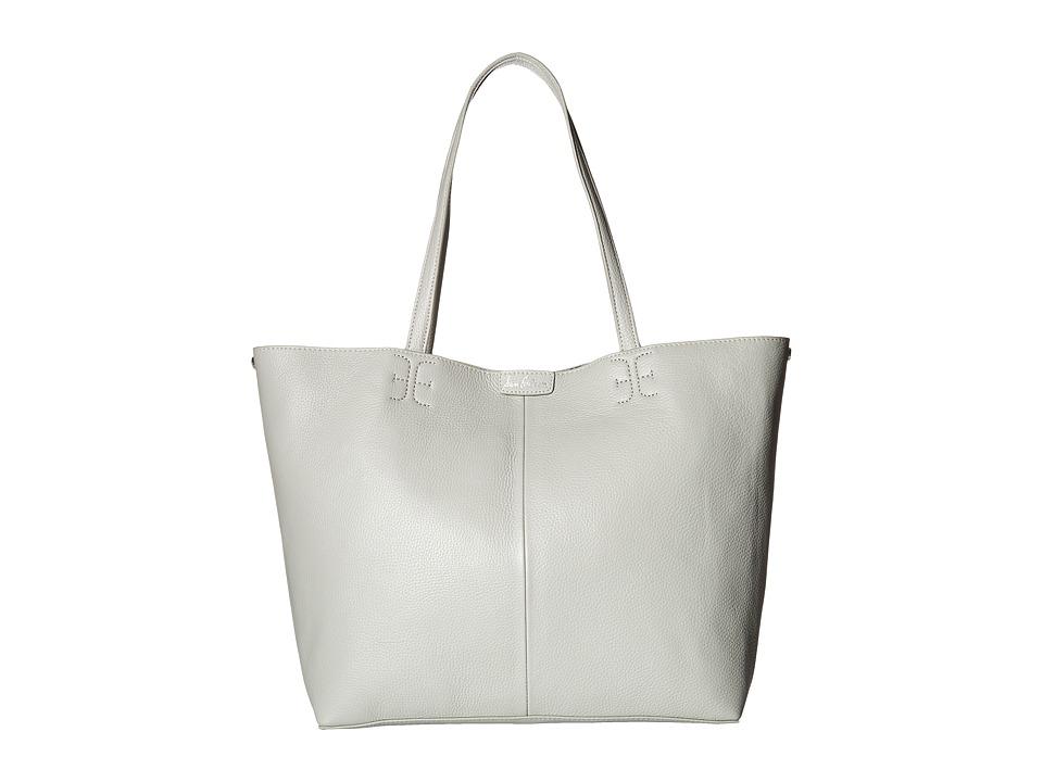 Sam Edelman Ilene Unlined Tote (Grey) Tote Handbags