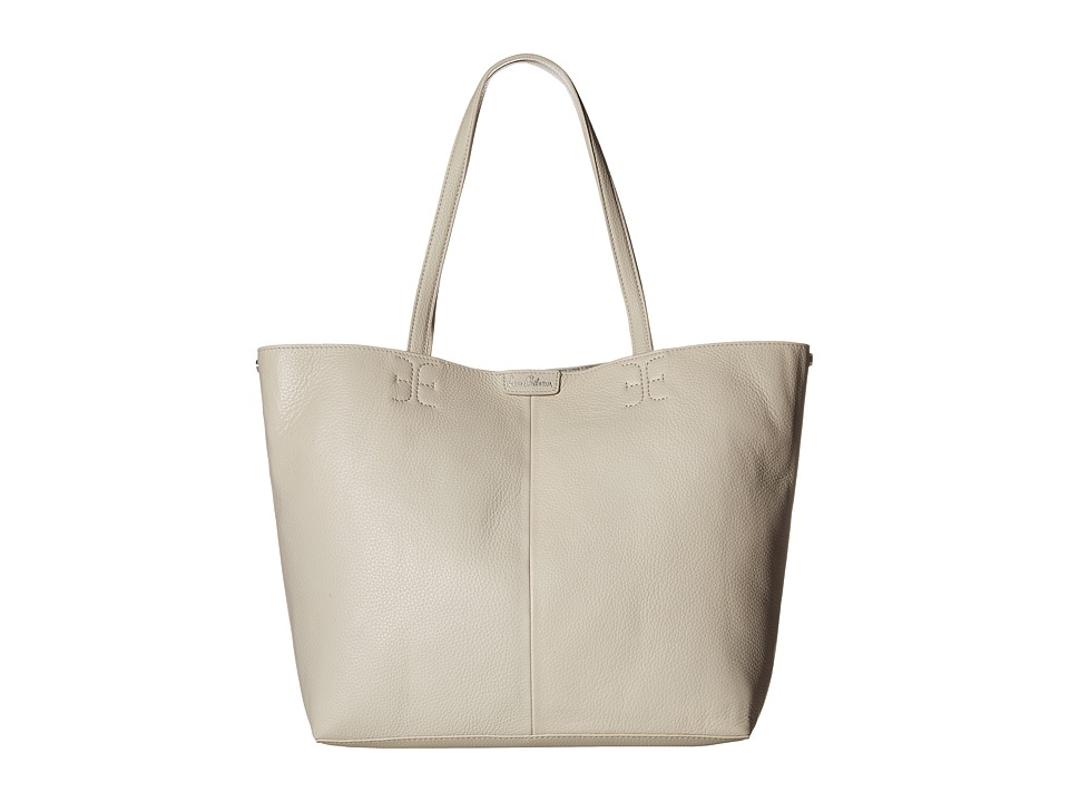 Sam Edelman Ilene Unlined Tote (Modern Ivory) Tote Handbags
