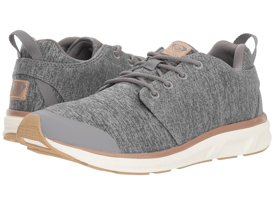 Roxy Set Session II (Grey Heather) Women's Shoes