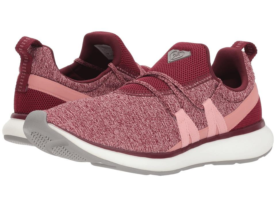 Roxy Set Seeker (Burgundy) Women's Shoes