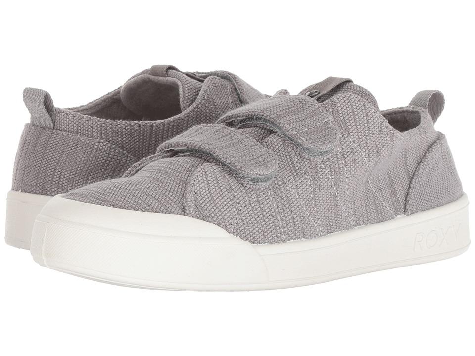 Roxy Trevor (Grey) Women's Shoes