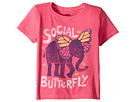 Life is Good Kids Life is Good Kids Social Butterfly Crusher (Toddler)