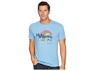 Life is Good Sunset Palms Crusher T-Shirt