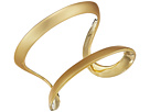 Cole Haan Double Band Open Cuff Bracelet