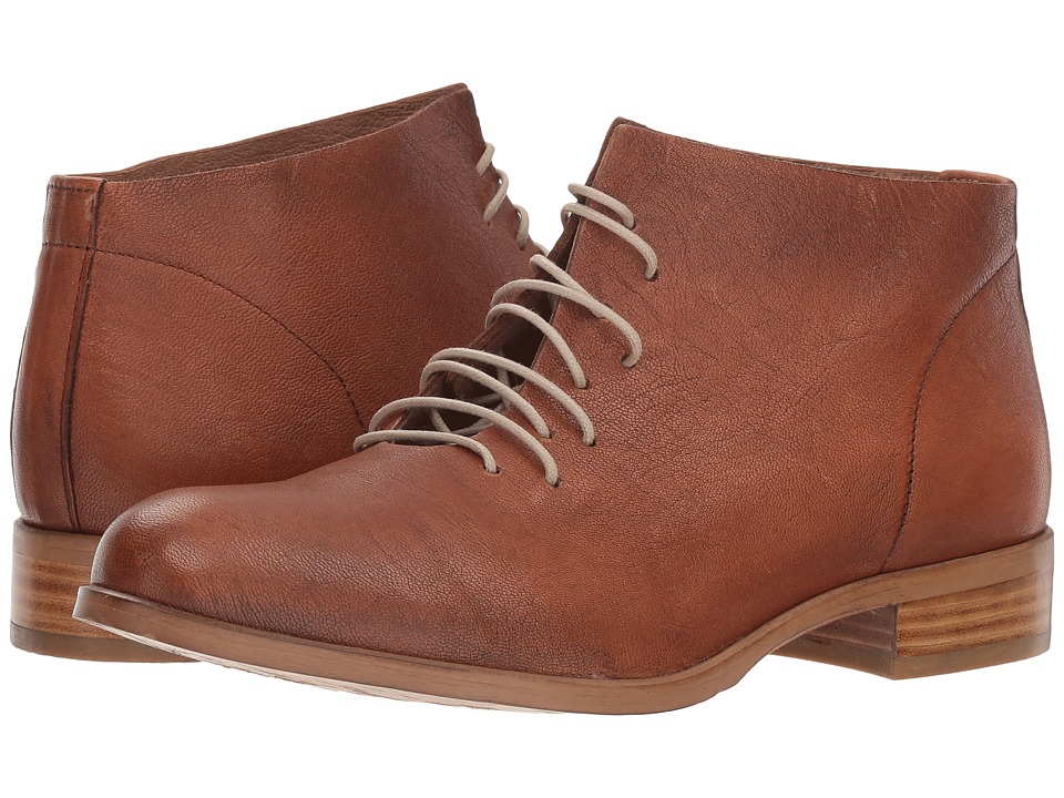Cordani Brant (Brown Deer Leather) Women's Lace-up Boots