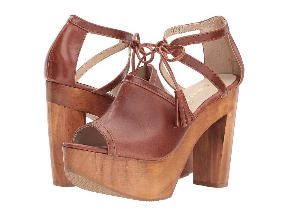 Cordani Timba (Brown Leather) High Heels