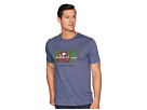 Life is Good Keep it Simple Camper Cool T-Shirt