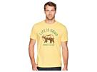 Life is Good Gone Fishing Bear Crusher T-Shirt