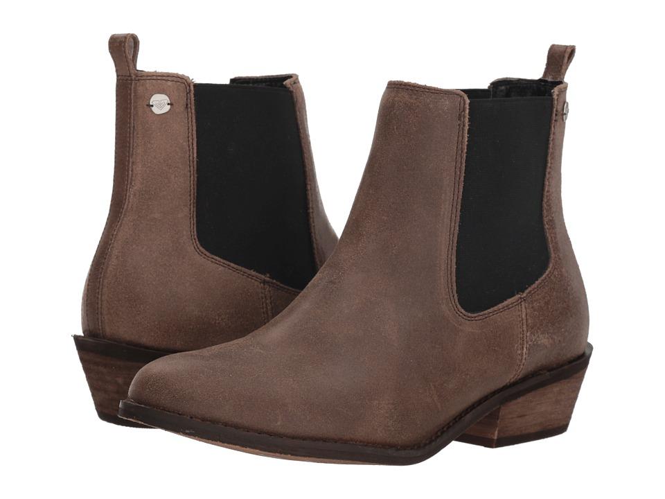 Roxy Karina (Smoky Grey) Women's Pull-on Boots