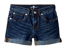 7 For All Mankind Kids 7 For All Mankind Kids Denim Shorts in Eden Port (Big Kids)