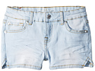 7 For All Mankind Kids 7 For All Mankind Kids Denim Shorts in Cloud Blue (Little Kids)