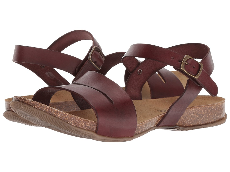 Cordani Manero Sandal (Brown Leather) Sandals
