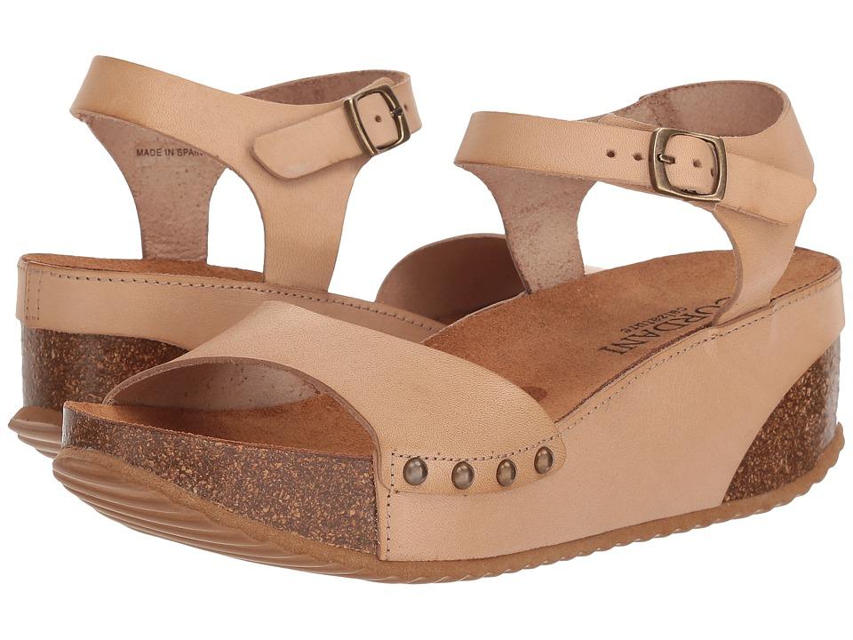 Cordani Mackie (Natural Leather) Women