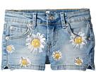 7 For All Mankind Kids Daisy Short Shorts (Little Kids)