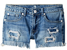 7 For All Mankind Kids 7 For All Mankind Kids Denim Shorts in Melbourne Sky (Big Kids)