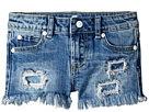 7 For All Mankind Kids 7 For All Mankind Kids Denim Shorts in Melbourne Sky (Little Kids)