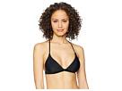 Roxy Roxy Print Strappy Love Reversible Fixed Triangle Bikini Top