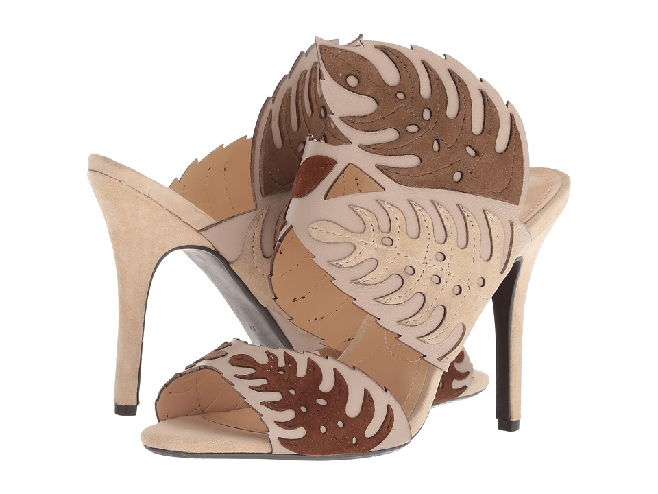 J. Renee Anhelina (Nude/Beige/Blue) High Heels